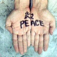 Let's Practice Non-Violence