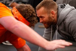 Workout Wednesday: Bob Harper has a found a new way to kick…
